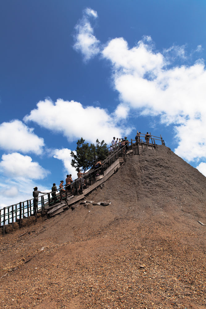 Volcán del Totumo