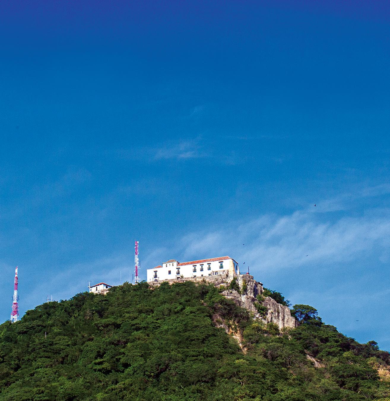 <CENTER>Cerro de la Popa</CENTER>