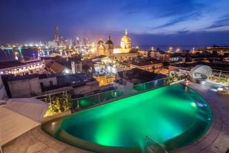 Hotel de lujo Cartagena