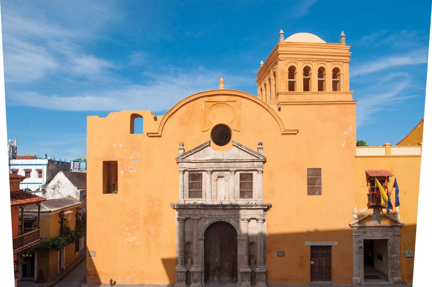 Iglesia del Convento Santo Domingo