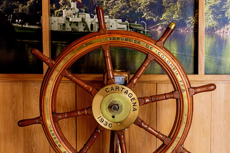 <CENTER>Museo naval del caribe</CENTER>