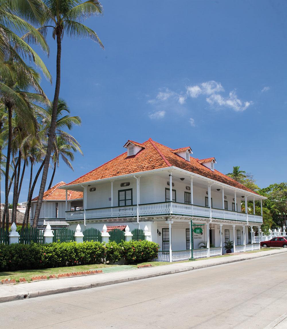 Casa Museo de Rafael Núñez