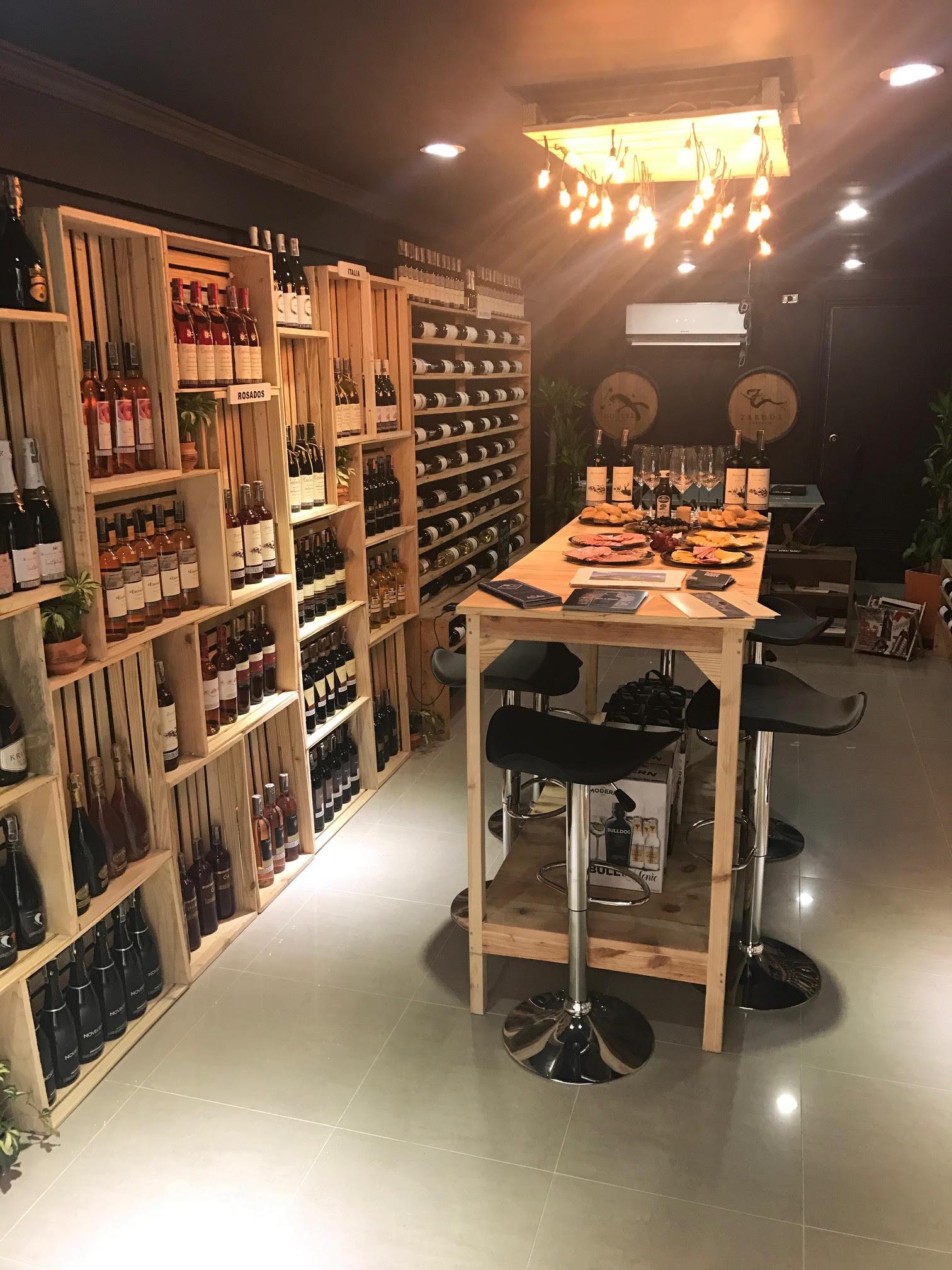 Grupo Madero & Wine Market