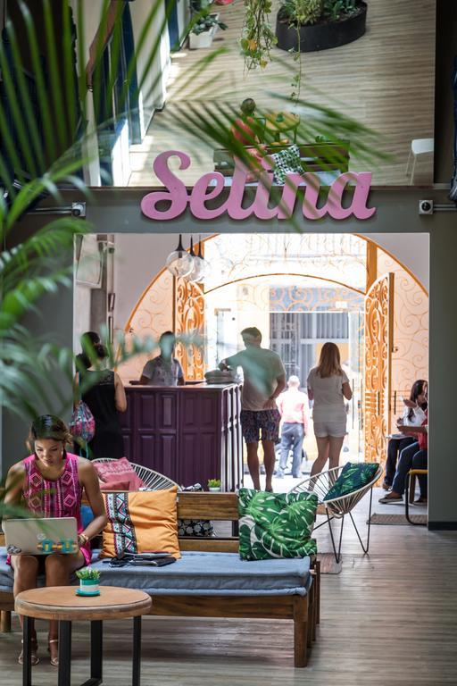 <center align>Hotel Selina </center align>