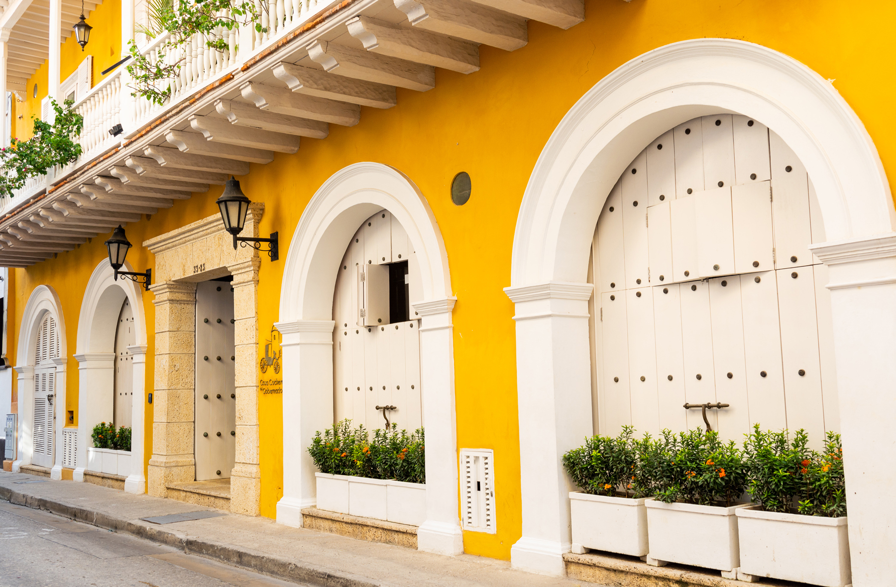 <center align>Hotel boutique Casa Cochera del Gobernador</center align>