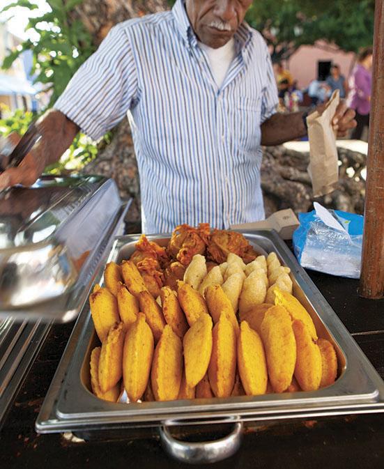 Fritos del Caribe