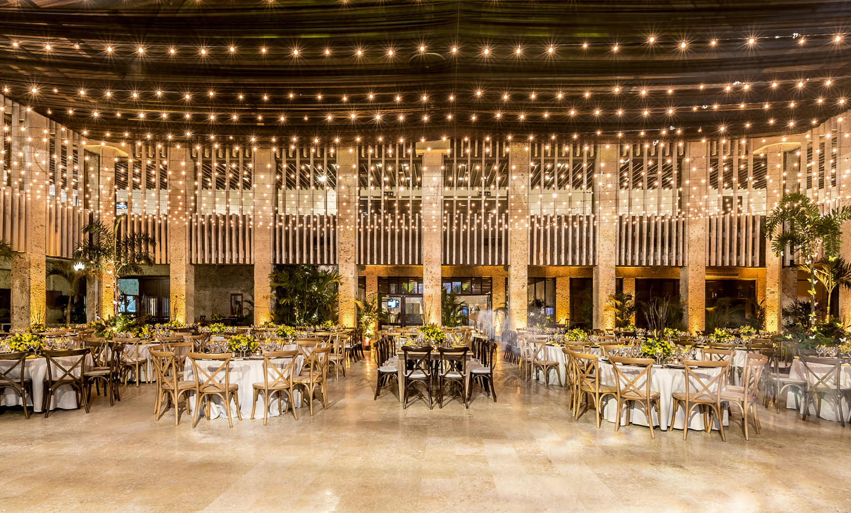 <CENTER>Centro de Convenciones Cartagena de Indias</CENTER>