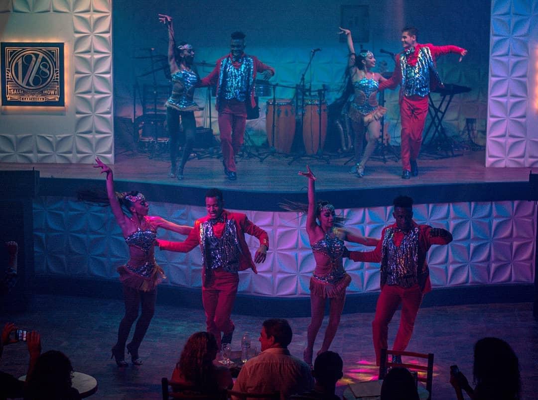 <center align>1968 Salsa Show </center align>