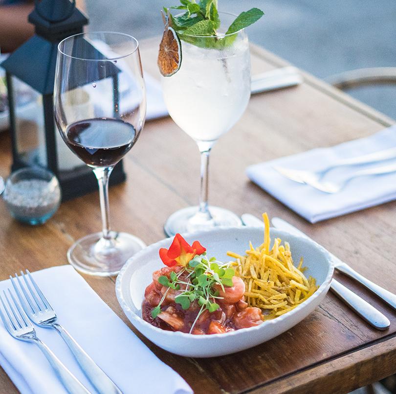 Tour Gastronomico - Coctel de camarón en salsa de la casa $26.000