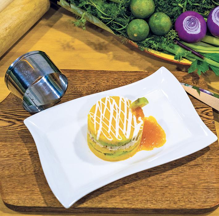 Tour Gastronómico - Taller de cocina - incluye 4 platos   $230.000