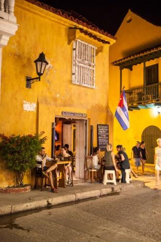 Bares en Cartagena
