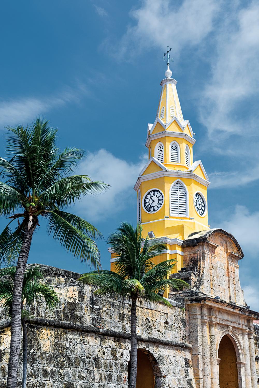 <CENTER>Torre del reloj</CENTER>