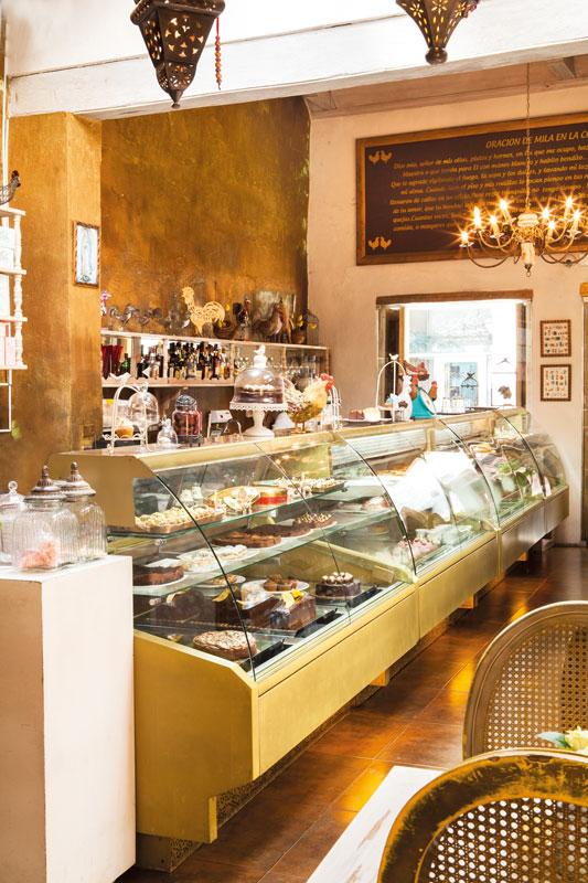 Pastelería Mila
