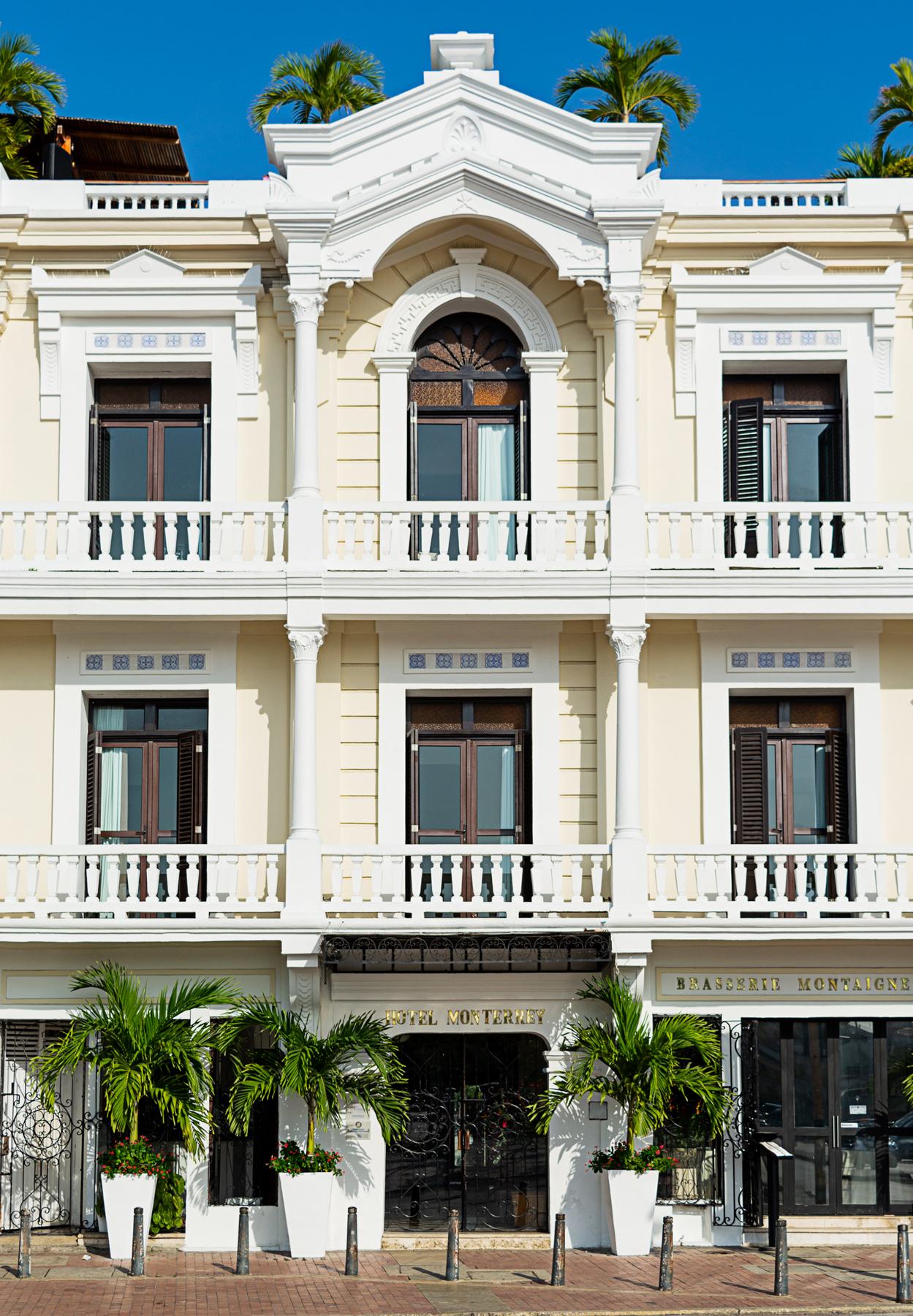 <center align>Hotel Monterrey</center align>
