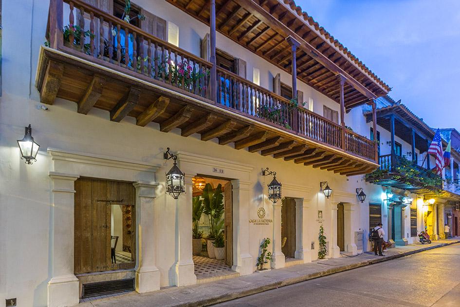 Hotel Casa La Factoría y restaurante Candelaria Nikkei